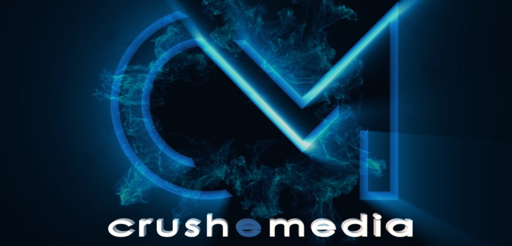 Crushemedia Logo reveal test